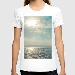 Pā'ako Beach Iridescence T-shirt