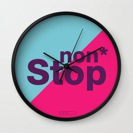 NonStop 80 Wall Clock