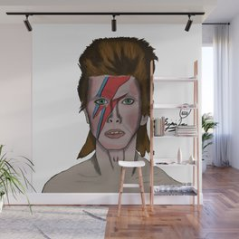 Ziggy Wall Mural