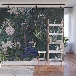 Midnight Garden IX Wall Mural
