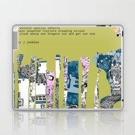 Jx3 Poem - 5 Laptop & iPad Skin