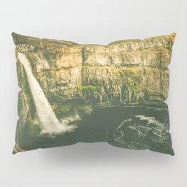 Hidden Waterfall Pillow Sham