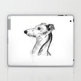 Italian Greyhound Sketch Laptop & iPad Skin