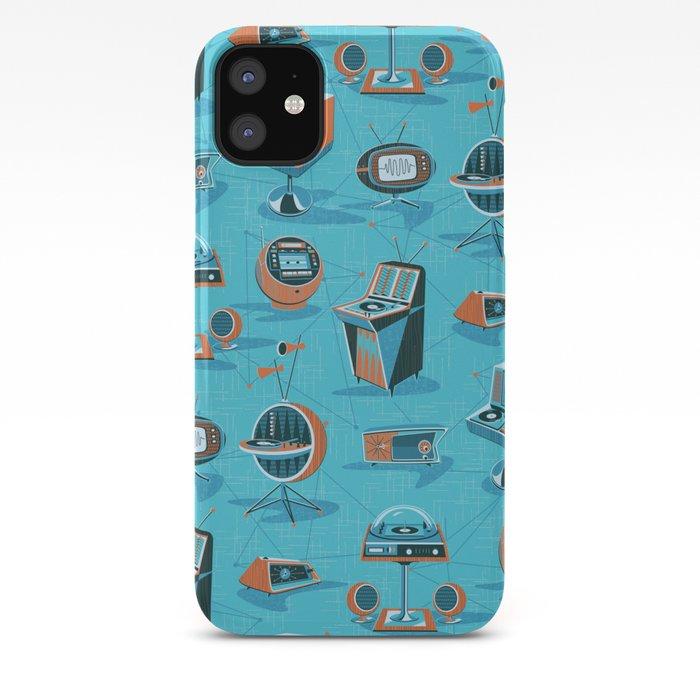 SPACE AGE HIFI iPhone Case