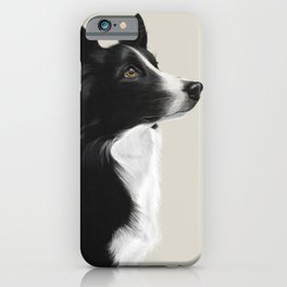 Kira - Border Collie iPhone Case