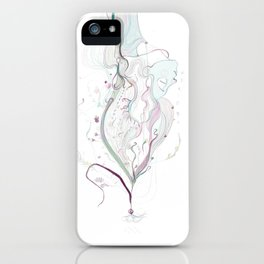be flower iPhone Case