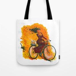 The Goldfish Bowl Tote Bag