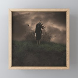 A Force to be Reckened With Framed Mini Art Print