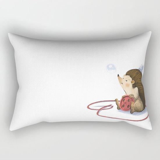 Hedgy Rectangular Pillow