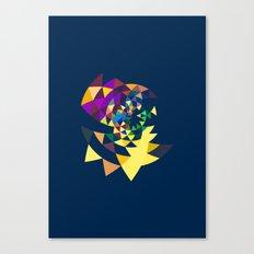 Datadoodle 22 Canvas Print