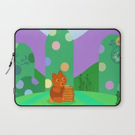 Honey Bear Laptop Sleeve