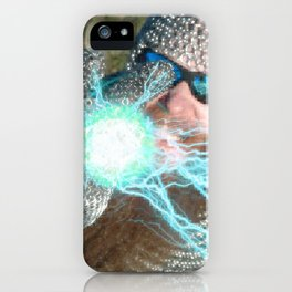 LET'S PLAY CHAINBALL! iPhone Case