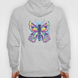 Butterfly I on a Summer Day Hoody
