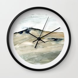 Genius Loci 3 Wall Clock