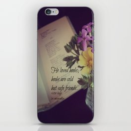 Books Les Miserables iPhone Skin