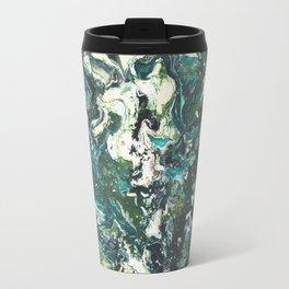 Marbled Shamrock Travel Mug