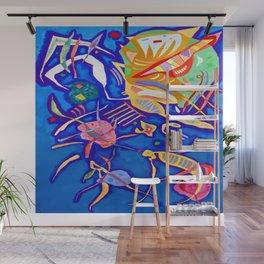 Kandinsky Grouping Wall Mural