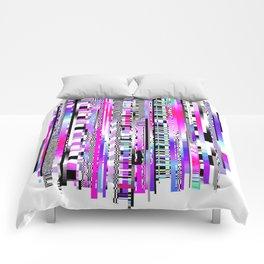 Glitch Ver.3 Comforters