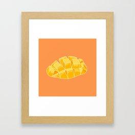 Mango Gerahmter Kunstdruck