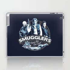 Smugglers Three Laptop & iPad Skin