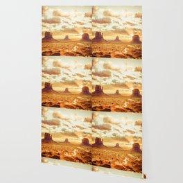 Monument Valley Sunrise Wallpaper