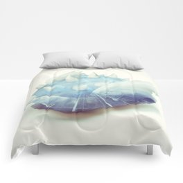 Blue Shell - Kart Art Comforters