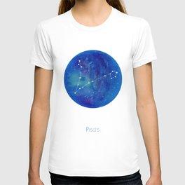 Constellation Pisces T-shirt