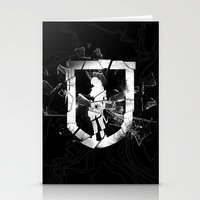tomb raider Stationery Cards featuring Tomb Raider II. by 187designz