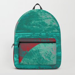 Textures & Sunsets Backpack