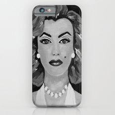 B & W Marilyn Slim Case iPhone 6s
