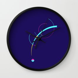 Separation and Unity Wall Clock