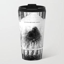 MEMENTO MORI Metal Travel Mug