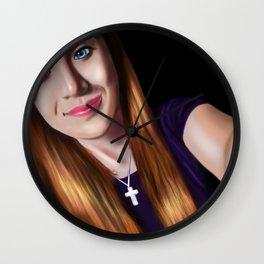 All Cass Wall Clock