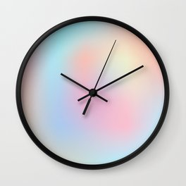 Gradient IV Wall Clock