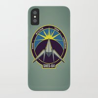 starfox iPhone & iPod Cases featuring The Lylat Space Academy by John Medbury (LAZY J Studios)