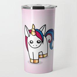 Nova the Unicorn Travel Mug