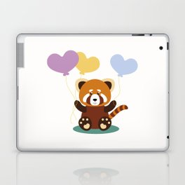 Lovely Red Panda Laptop & iPad Skin