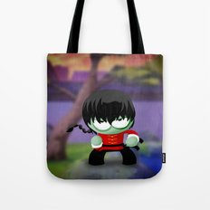 Ranma Saotome! Tote Bag
