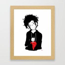 Tec Gut Framed Art Print