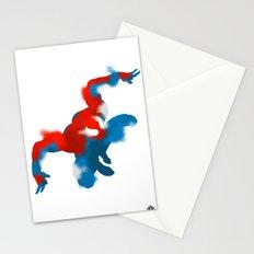 Amazing Spiderman minimalist poster Stationery Cards