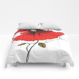 Fée Coquelicot Comforters