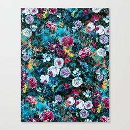 Night Garden Rc Canvas Print