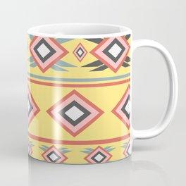 Sunny rustic pattern Coffee Mug