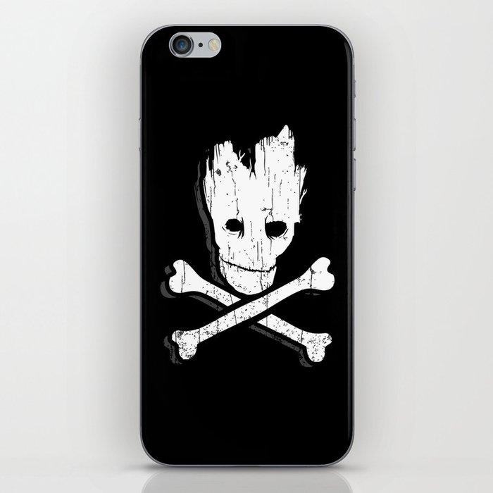 Groot & Bones iPhone Skin