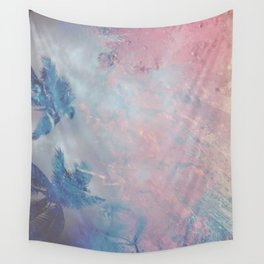 DESERT ICE Wall Tapestry