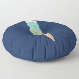 Melting 2 Floor Pillow