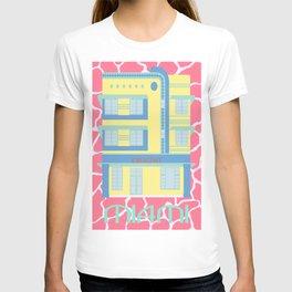 Miami Landmarks - Crescent T-shirt