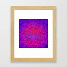 Cannabism Framed Art Print
