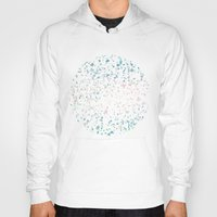 confetti Hoodies featuring Confetti by AfterAll