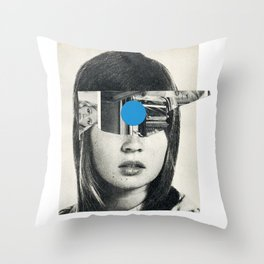 Where are they now? Throw Pillow